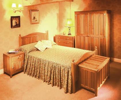 Cherry bedroom